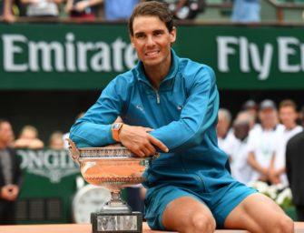 Preisgeld French Open 2019: Das verdienen Nadal und Co.