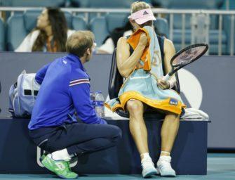 Miami: Kerber verliert erneut gegen Andreescu – auch Zverev scheitert
