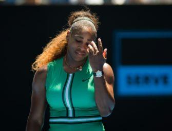 Knieverletzung: Serena Williams steigt in Miami aus