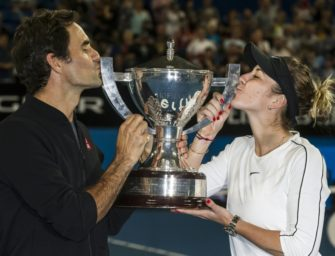 Bye, bye Perth: Zukunft vom Hopman Cup ungewiss