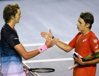Zverev beim ATP-Turnier in Acapulco ungefährdet ins Halbfinale