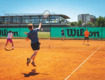 Besser Tennis spielen: Drills fürs Doppel