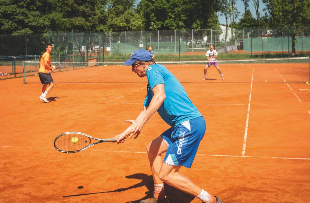 Tennis Techniktraining: Der Aufschlag (Teil I) | Training