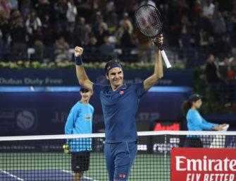 """100. Titel für Roger Federer: """"Ein Traum ist wahr geworden"""""""