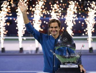 Roger Federer: Der 100-Titel-Champion