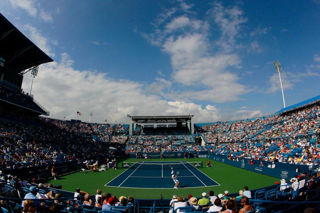 Tennis Stadium Cincinnati