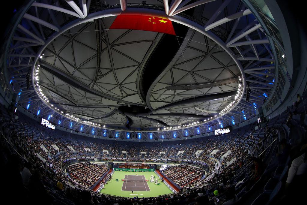 Shanghai Tennis Stadium