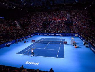 St. Jakobshalle nun doch bald Roger-Federer-Arena?