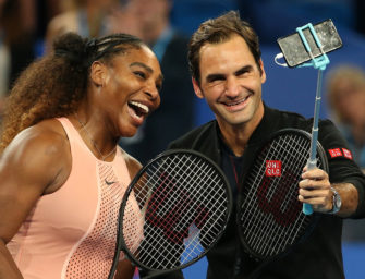 Statistik: Serena Williams würde Federer & Co. schlagen