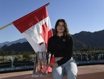 Bianca Andreescu: 10 Dinge über die Sensationssiegerin in Indian Wells