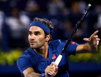 Video: Das harte Fitnessprogramm von Roger Federer