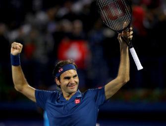Video: Die 100 Matchbälle zu Roger Federers Titelgewinnen