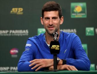 """Novak Djokovic: """"Eine meiner besten Entscheidungen"""""""