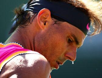 Verzichtet Nadal auf Miami und Madrid?