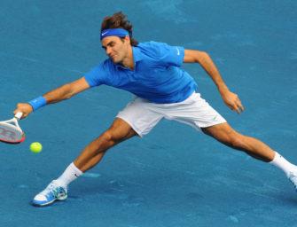 United Charity: Getragenes und signiertes Federer-Shirt ersteigern