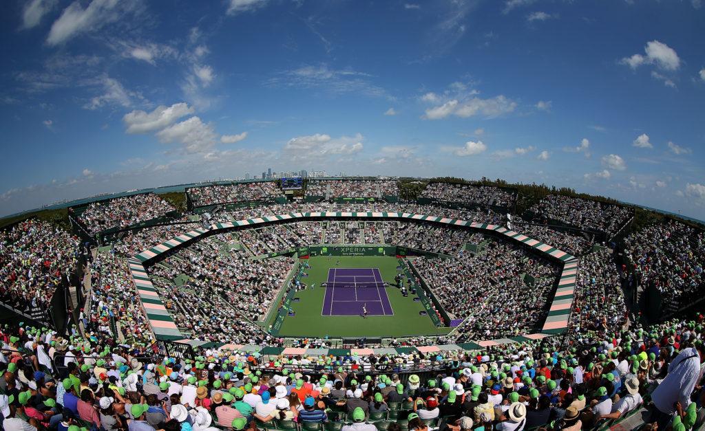 Miami Open - Tennis Stadium