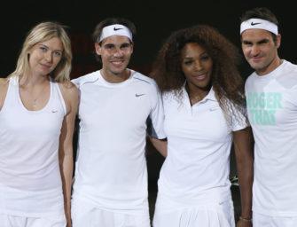 World Fame 100: So schneiden Federer & Co. ab