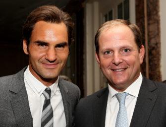 """Federer-Manager Godsick: """"Im Tennis herrscht momentan etwas Chaos"""""""