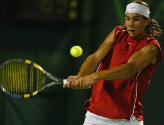 Flashback: Als die Rivalität zwischen Federer und Nadal begann