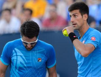 """Janko Tipsarevic: """"Djokovic ist der Beste"""""""