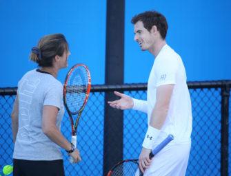 "Amelie Mauresmo: ""Andy Murray ist ein sensibler Mensch"""
