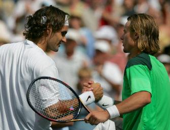 Indian Wells: Federer, Hewitt und der Monsterballwechsel