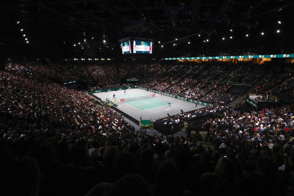 Paris Bercy - Stadium