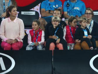 Federers Kinder entdecken Geschäftsidee