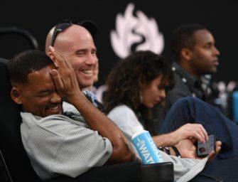Williams-Kinofilm: Will Smith als Richard Williams?