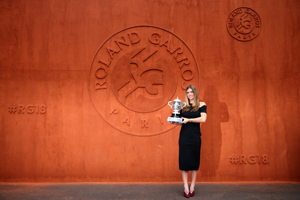 Simona Halep – French Open 2018