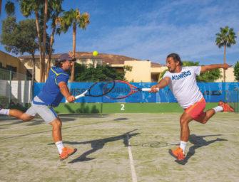 Erkan und Tony Soysal: Tennisanekdoten mit den Rekordbrüdern