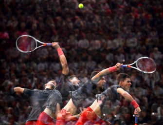 Dominic Thiem: Wie er auf schnellen Belägen seine Technik anpasst