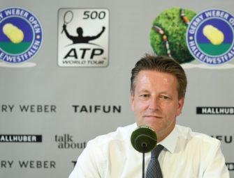 """Zukunft des ATP-Turniers in Halle """"gesichert"""""""