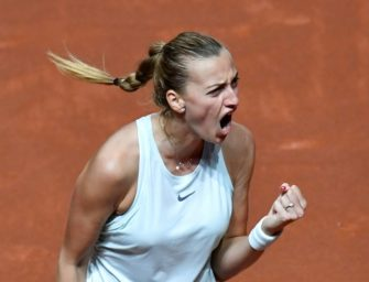 Kvitova siegt in Stuttgart – Doppel-Titel an Barthel/Friedsam