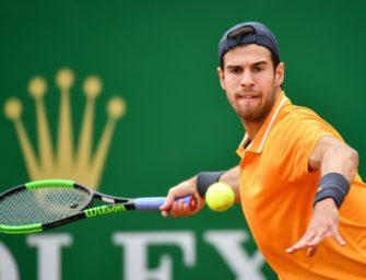 Weiterer Topspieler: Chatschanow erhält Wildcard für ATP-Turnier in München