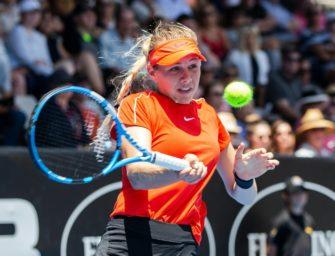 Top-Talent Anisimova gewinnt ersten WTA-Titel