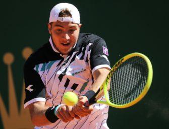 Struff hält tapfer dagegen: Viertelfinal-Niederlage gegen Nadal