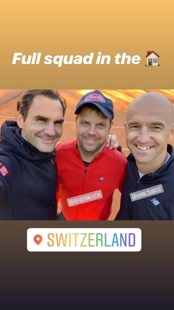 Roger Federer – Sandplatzsaison