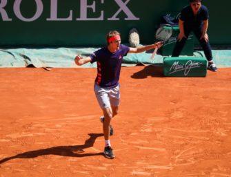 Klarer Auftaktsieg: Zverev in Monte Carlo im Achtelfinale