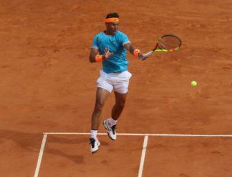 Überraschung im Fürstentum: Nadal chancenlos gegen Fognini