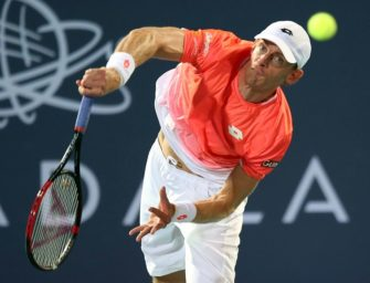 Kevin Anderson sagt für French Open ab