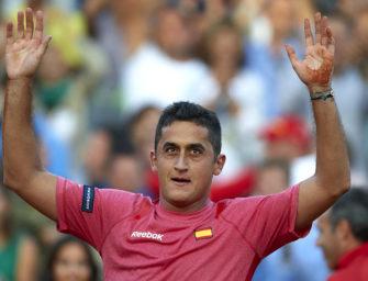 Nicolas Almagro: Der letzte Sandwühler sagt Adios