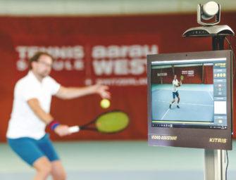 Spielanalyse: Smarte Technik auf dem Court
