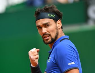 Nach Sieg über Nadal: Fognini gewinnt Masters in Monte Carlo