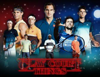 Clay Court Things: Dieses ATP-Plakat sorgt für Empörung