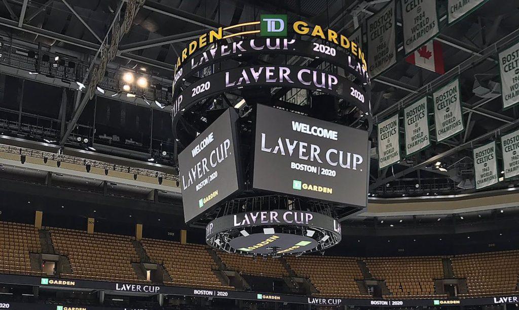 Laver Cup 2020 Boston