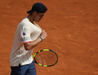 ATP-Turnier in München: Marterer als erster Deutscher ausgeschieden