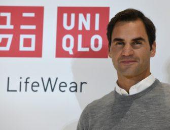 """Federer über Outfits: """"Als wäre ein Lastwagen darüber gefahren"""""""