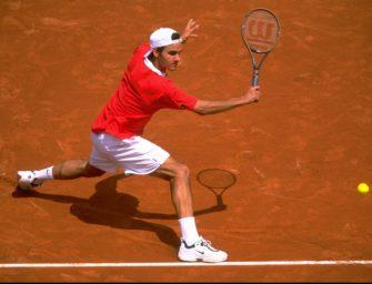 Flashback: Das Davis-Cup-Debüt von Roger Federer
