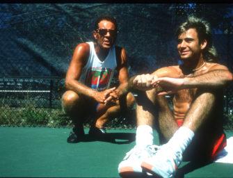 Doku über Nick Bollettieri: Beckers Wimbledon-Flirt mit Agassis Frau